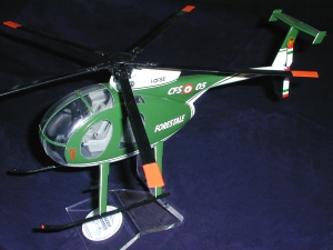 MD 500 D FORESTRY CORPS