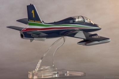 Aermacchi MB339 limited edition-sorvolo EXPO