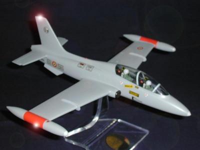 MB 339 FLIGHT SCHOOL