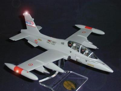 MB 339 FLIGHT SCHOOL AMI (MIMETIC)