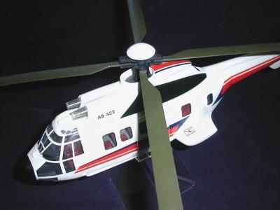 AS332 L1e - SUPER PUMA AS 332L