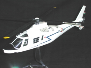 A109 VIP TRANSPORT POLICE