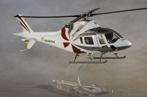 """AW119KX versione """"Fuoco Finmeccanica"""""""