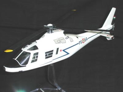 A109 TRASPORTO VIP POLIZIA