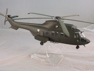 AS532ALe - SUPER PUMA MILITARY